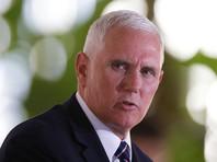 Вице-президент США Майк Пенс призвал мигрантов не приезжать в Соединенные Штаты нелегально. Об этом, как сообщает The Hill, он заявил на пресс-конференции с президентом Бразилии Мишелом Темером