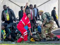 Во время покушения на президента Зимбабве пострадали 49 человек - власти не собираются вводить чрезвычайное положение