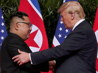В Сингапуре состоялись исторические переговоры Дональда Трампа и Ким Чен Ына