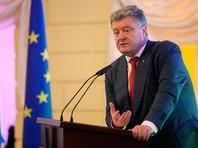 """Порошенко назвал """"блестящей"""" спецоперацию СБУ по предотвращению покушения на Бабченко"""