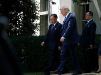 Об этом он сказал журналистам после встречи с заведующим отделом единого фронта Трудовой партии Кореи Ким Ен Чхолем в Овальном кабинете Белого дома