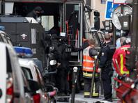 В Париже полицейские задержали мужчину, захватившего заложников