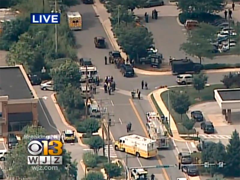 Неизвестный открыл стрельбу возле редакции газеты Capital Gazette, расположенной в столице американского штата Мэриленд, городе Аннаполис