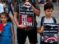 """Глобальная акция в поддержку Сенцова охватила почти сотню городов от Канады до Австралии"""" />"""