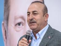 """Глава МИД Турции призвал Европу не забывать об """"аннексии Крыма"""""""