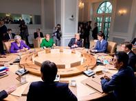 """WSJ: Трамп на саммите G7 всех раздражал своими высказываниями, но его молча терпели"""" />"""