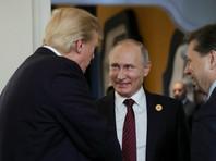 WSJ: Белый дом начал готовиться к встрече Трампа и Путина