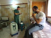 Ранее о химической атаке в Эль-Латамне также сообщали в мае 2014 года