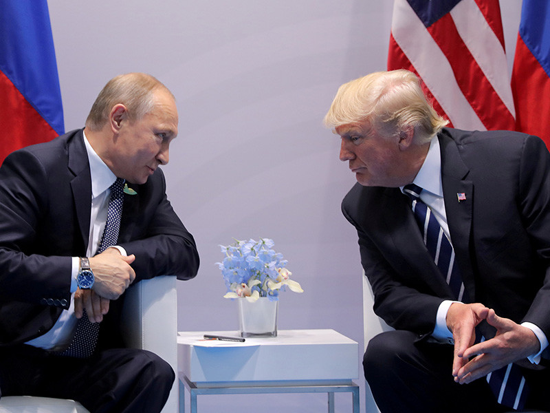 Президент США Дональд Трамп рассчитывает, что на предстоящей встрече в Хельсинки с главой российского государства Владимиром Путиным сможет достичь договоренности по Сирии, которая позволит как можно скорее вывести американские силы из страны