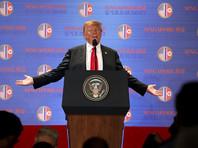 """Президент США выразил надежду на то, что Пхеньян приступит к процессу денуклеаризации """"практически немедленно"""""""
