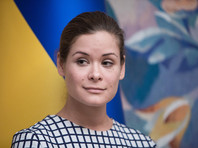 Мария Гайдар решила уйти из Одесского областного совета
