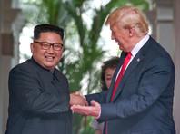 Трамп дал Ким Чен Ыну личный номер мобильного