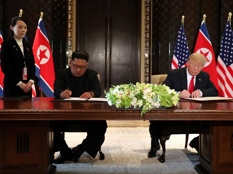 """Денуклеаризация КНДР растянется на 2,5 года, считает госсекретарь США"""" />"""
