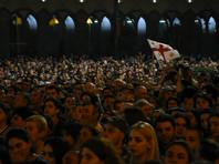 Грузинская оппозиция подключится к протестам, устроенным не нашедшим справедливости отцом убитого подростка