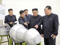 Южнокорейская пресса сообщила о 3 тыс. объектов, связанных с ракетно-ядерной программой КНДР