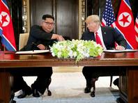 Сегодня, 12 июня, Трамп и Ким Чен Ын подписали в Сингапуре документ, согласно которому КНДР берет на себя обязательства провести денуклеаризацию и обеспечить мир на Корейском полуострове