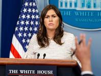 """Пресс-секретаря Трампа выставили из ресторана за работу в """"бесчеловечной и неэтичной""""  администрации"""