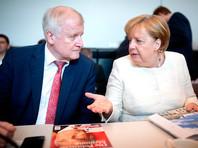 """""""Я больше не могу"""": глава МВД Германии оценил перспективы работы с Меркель"""