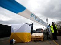 Полиция графства Уилтшир потратит 10 млн долларов на расследование отравления в Солсбери