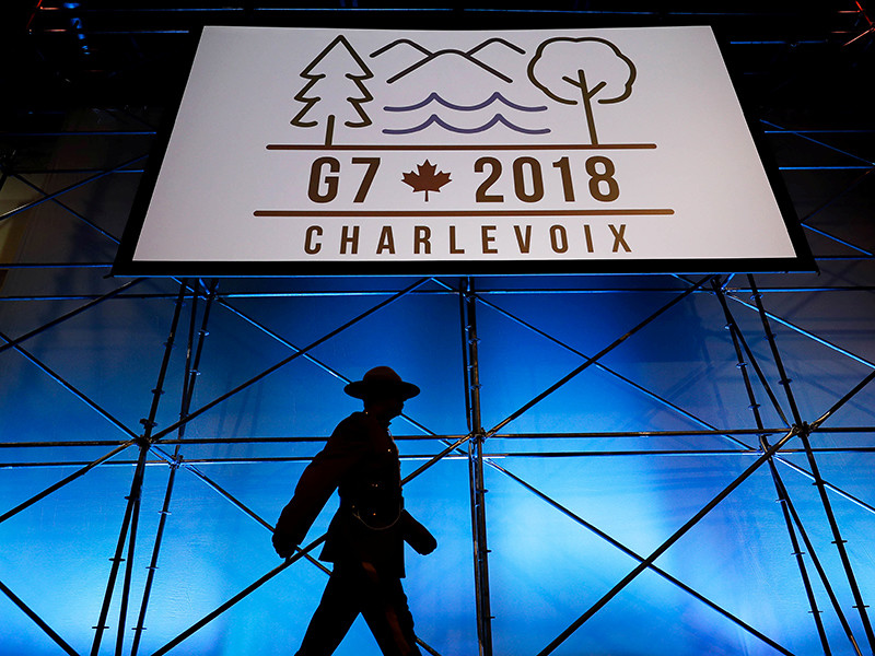 """Трамп объяснил, почему Россию надо вернуть в G7"""" />"""