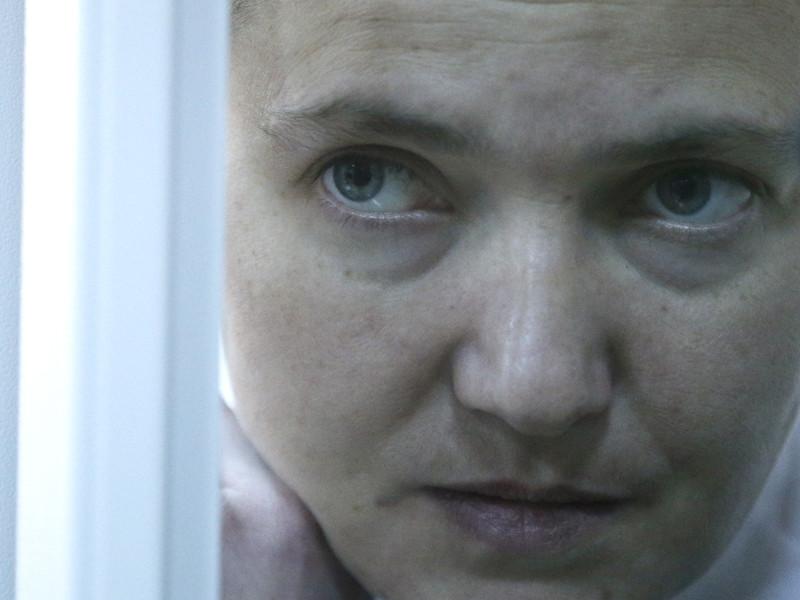 """Савченко в письме попросила Путина помиловать 66 украинских политзаключенных"""" />"""