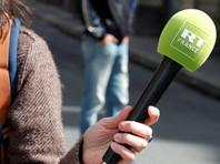 """Выпуск от 13 апреля был посвящен химической атаке в городе Дума провинции Восточная Гута. RT France распространял версию, согласно которой атака была инсценирована бойцами антиправительственной группировки """"Джейш аль-Ислам"""""""