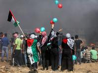 В секторе Газа тысячи палестинцев снова вышли  к границе с Израилем, вооруженные  воздушными змеями и гранатами: есть погибшие, сотни пострадавших