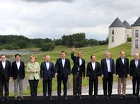 """C 1997 года """"Большая семерка"""" была """"Большой восьмеркой"""" - в клуб входили не только Великобритания, Германия, Италия, Канада, США, Франция и Япония, но и Россия"""