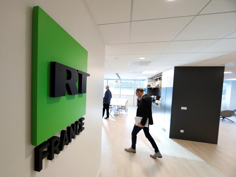 Высший совет по аудиовизуальным средствам Франции (CSA) вынес предупреждение телеканалу RT France из-за сюжета, освещавшего ситуацию в Сирии