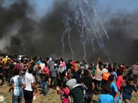Сектор Газа, 8 июня 2018 года