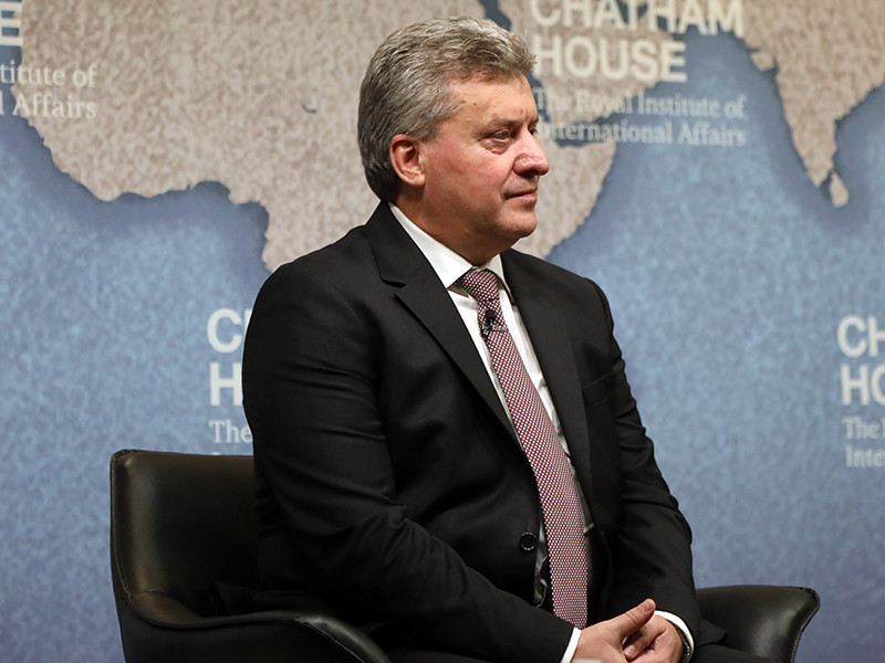 Президент Македонии Гёрге Иванов в среду, 13 июня, отказался подписать договор с Грецией о переименовании страны