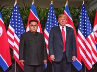 Трамп по итогам встречи в Сингапуре 12 июня заявил, что, по словам Ким Чен Ына, Северная Корея уничтожит главные площадки по испытанию ракетных двигателей