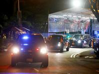Президент США Дональд Трамп вслед за лидером КНДР Ким Чен Ыном прибыл в Сингапур для участия в двухсторонней встрече. Самолет с главой Белого дома приземлился на авиабазе Пайя Лебар l