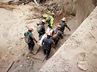 Национальный институт судебных наук Гватемалы сообщил, что обнаружены 75 тел погибших, из них опознаны пока останки только 23 человек