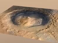 Аппарат анализировал состав атмосферы последние пять лет в районе кратера Гейл. Выяснилось, что уровень метана колеблется в зависимости от сезона - растет летом и падает зимой. Концентрация газа в атмосфере меняется в несколько раз