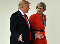 """The Telegraph: Трамп отказался встречаться с Мэй на саммите G7, устав от ее """"учительского"""" тона"""