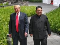"""Президент Трамп не обсуждал с лидером КНДР сворачивание """"ядерного зонтика"""" США"""