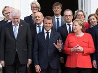 В частности, Берлин и Париж предлагают европейским странам обсудить возможность создания Совета безопасности ЕС