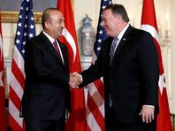 США и Турция договорились о выводе курдских отрядов из сирийского Манбиджа