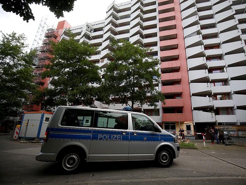 По данным ведомства, подозреваемый был задержан накануне в Кельне