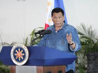Дутерте готов покинуть пост президента Филиппин после поцелуя с незнакомкой в Южной Корее