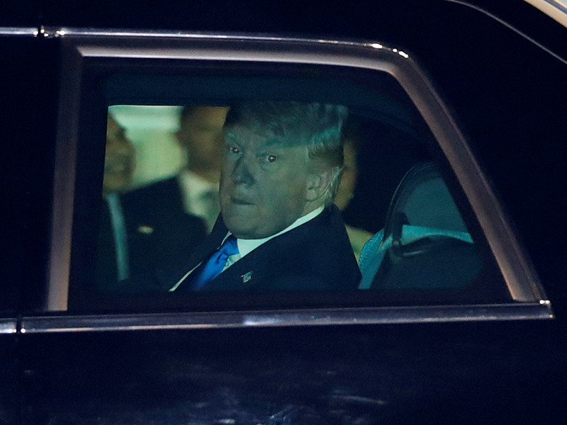 Демократы в США посетовали, что их держат в полном неведении по встрече Трампа с Ким Чен Ыном