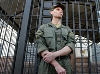 Возле посольства РФ в Киеве выложили гробы для ЧВК Вагнера