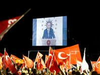 Эрдоган объявил о своей победе на выборах до завершения подсчета голосов