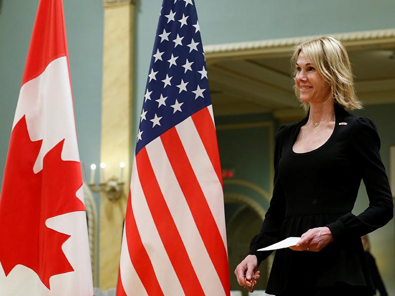 """Посольство США в Канаде получило конверт с белым порошком и угрозами в адрес Трампа"""" />"""