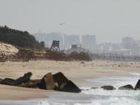 Израиль подвергся новому ракетному обстрелу из сектора Газа