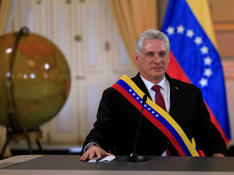 """На Кубе под контролем Рауля Кастро начали переписывать конституцию"""" />"""