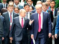 The Washington Post: советники Трампа саботировали возможный визит Путина в Белый дом
