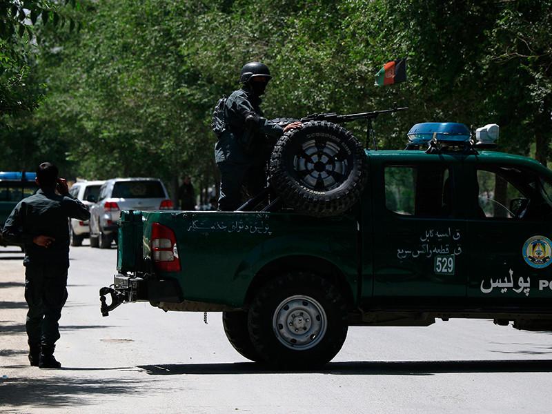 Талибы* убили 20 полицейских на севере Афганистана