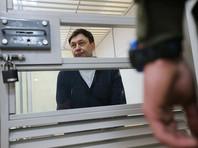 Суд отказал Вышинскому в апелляции на арест. Журналист просит помощи Путина